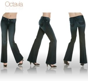 NWT *LONG* Fidelity Octavia Trouser Jeans
